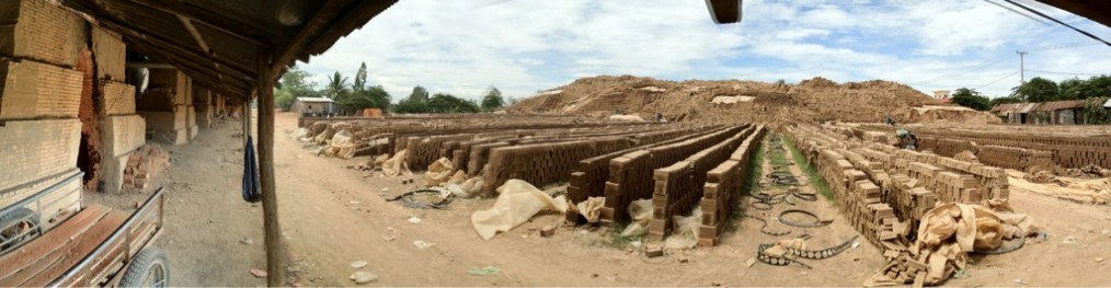 Brick Factory at Svay Pak
