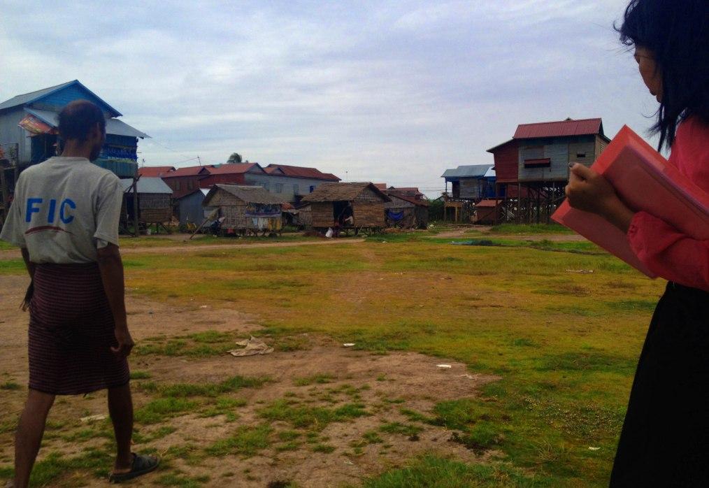 Phnom Khrom Village